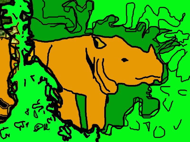 Sumarian Rhino