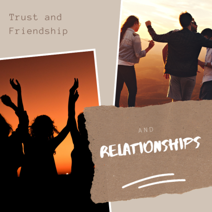 Trust and Friendship